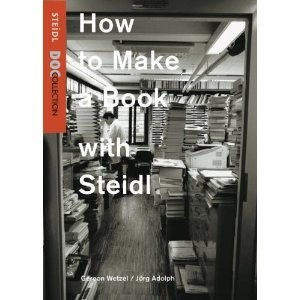 How to Make a Book with Steidl DVD