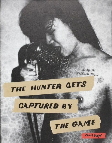 the hunter gets captured by the game