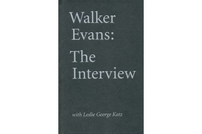 Walker Evans: The Interview